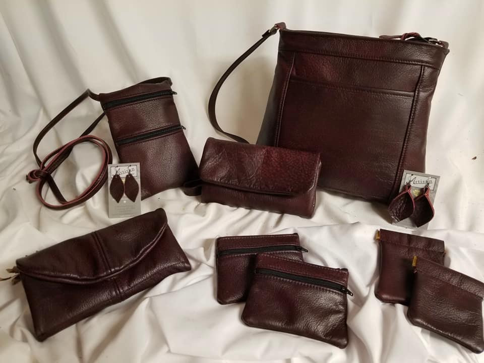 One collection from The Leather Artisan